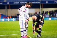 Illustration bombe - 08.03.2015 -  Montpellier / Lyon  -  28eme journee de Ligue 1 <br />Photo : Andre Delon / Icon Sport<br /><br />  *** Local Caption ***