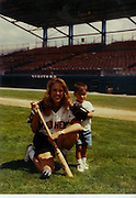 Marco and his Mom in Toledo