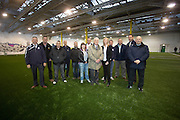 Dee Promotions Lottery Agents get a preview of the Dundee FC academy indoor facility at Dundonald Street, Dee Promotions raise money for Dundee FC youth development<br /> <br />  - &copy; David Young - www.davidyoungphoto.co.uk - email: davidyoungphoto@gmail.com