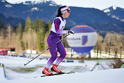 OTA Shoko, JPN at the 2014 IPC Nordic Skiing World Cup Finals - Middle Distance