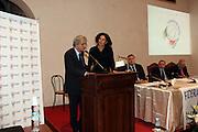 MINTURNO 29/11/2009<br /> FEDERAZIONE ITALIANA PALLACANESTRO FIP<br /> SCAURI 2010. IL BASKET NEL FUTURO<br /> NELLA FOTO ARCERI PALOMBARINI<br /> FOTO CIAMILLO