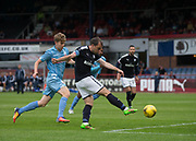 Dundee's Paul McGowan scores - Dundee v Bolton Wanderers pre-season friendly at Dens Park, Dundee, Photo: David Young<br /> <br />  - © David Young - www.davidyoungphoto.co.uk - email: davidyoungphoto@gmail.com