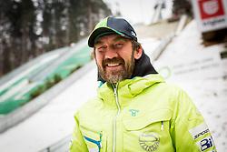 Portrait of Jaroslav Sakala, on December 20, 2016 in Mostec, Ljubljana Slovenia. Photo by Žiga Zupan / Sportida