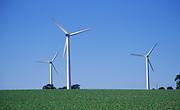 AYBR1E Onshore wind turbines West Somerton Norfolk England