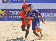 EURO BEACH SOCCER LEAGUE - TERRACINA 2013