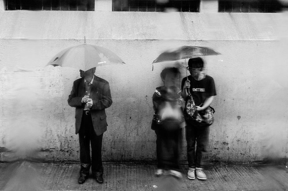 Hong Kong, 05/05/2012. Kowloon, Nathan Rd.
