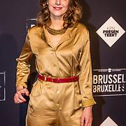 NLD/Amsterdam/20170119 - Premiere Brussel, Nanette Drazi