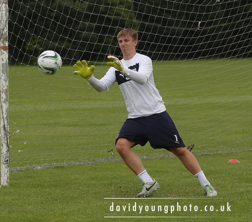 John Bonnar - Dundee pre-season training<br /> <br />  - &copy; David Young - www.davidyoungphoto.co.uk - email: davidyoungphoto@gmail.com