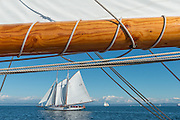 Wooden Boat Festival: Schooner Adventuress