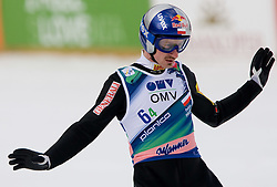 MALYSZ Adam, KS Wisla, Ustronianka, POL   competes during Flying Hill Team Second Round at 4th day of FIS Ski Flying World Championships Planica 2010, on March 21, 2010, Planica, Slovenia.  (Photo by Vid Ponikvar / Sportida)