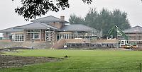 ALMERE - Bouw van het nieuwe clubhuis van Golfclub GC ALMEERDERHOUT . COPYRIGHT KOEN SUYK