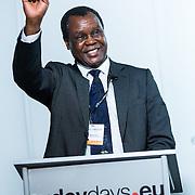 20160616 - Brussels , Belgium - 2016 June 16th - European Development Days - Quality education for inclusive societies - Dennis Sinyolo , Senior Coordinator of Education and Employment , Education International © European Union
