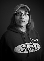 Decades after the Ford Motor Company tried to tackle sexual misconduct at two Chicago plants, continued abuse raises questions about the possibility of change. The jobs were the best they would ever have: collecting union wages while working at one of America&rsquo;s most storied companies. But inside two Chicago plants, the women were harassed and abused.<br /> <br /> Some women still remain at the job, but many have quit. Here, Orissa Henry poses for a portrait.