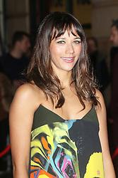 © Licensed to London News Pictures. 06/02/2014, UK. Rashida Jones, Cuban Fury - World Film Premiere, VUE Leicester Square, London UK, 06 February 2014. Photo credit : Richard Goldschmidt/Piqtured/LNP