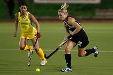 Auckland-Hockey, Four Nations, New Zealand v Australia