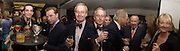 Whisky waiter, Neil Hamilton, and Andrew Neil among others. Nicholas Haslam  'Sheer Opulence' book launch. General Trading company. 3 October 2002. © Copyright Photograph by Dafydd Jones 66 Stockwell Park Rd. London SW9 0DA Tel 020 7733 0108 www.dafjones.com