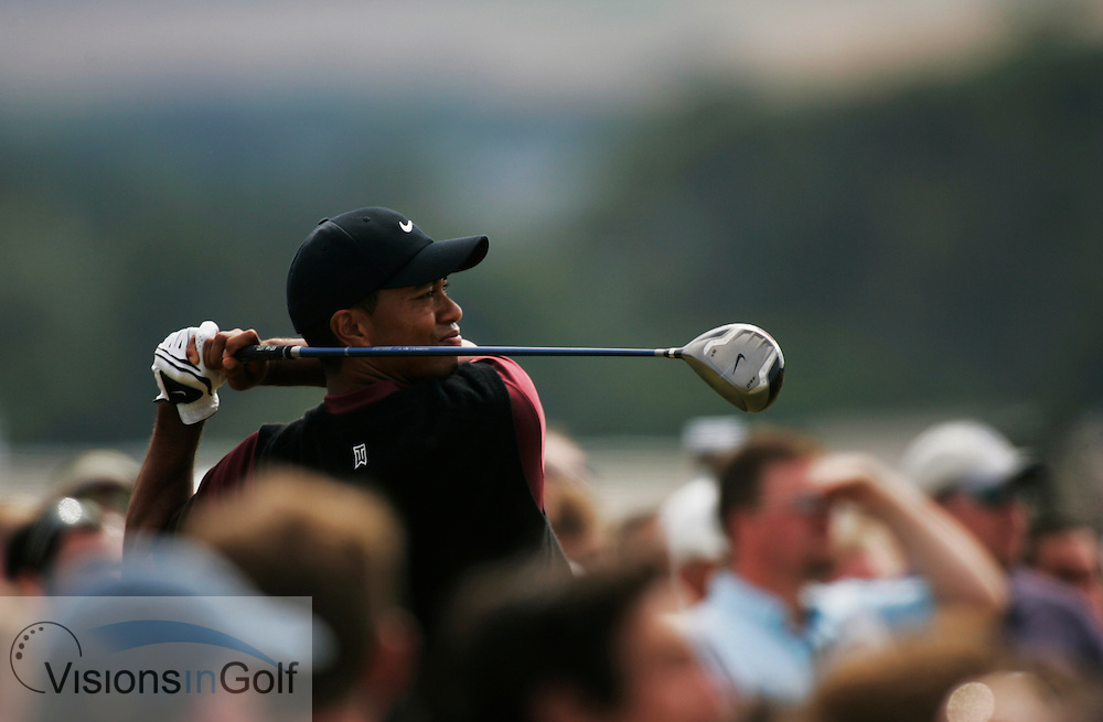 Tiger Woods<br />