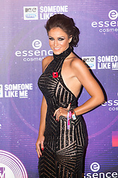 Vicky Pattison.<br /> Red carpet at the MTV EMA, Glasgow.