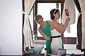 Melissa & Brit Getting Ready