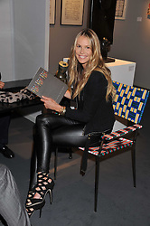 ELLE MACPHERSON at the Private View of the Pavilion of Art & Design London 2011 held in Berkeley Square, London on 10th October 2011.