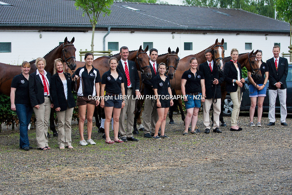 2012 GER-CHIO Aachen Weltfest des Pferdesports (Thursday) - CICO*** Eventing 1ST Horse Inspection