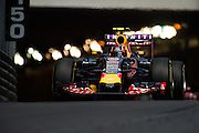 May 20-24, 2015: Monaco Grand Prix: Daniil Kvyat, (RUS), Red Bull-Renault