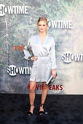 May 19, 2017 - Los Angeles, CA, USA - LOS ANGELES - MAY 19:  Sara Paxton at the ''Twin Peaks'' Premiere Screening at The Theater at Ace Hotel on May 19, 2017 in Los Angeles, CA (Credit Image: © Kay Blake via ZUMA Wire)