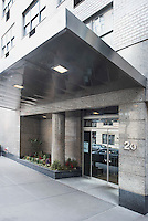 Entrance to 20 East 68th Street