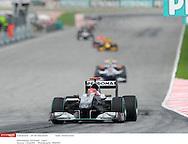 Grand prix de Malaisie 2010..Circuit de SEPANG. 4 Avril 2010...Photo Stéphane Mantey/L'Equipe. *** Local Caption *** schumacher (michael) - (ger) -