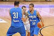 DESCRIZIONE : Trento Torneo Internazionale Maschile Trentino Cup Italia Nuova Zelanda  Italy New Zeland<br /> GIOCATORE : Daniel Hackett<br /> SQUADRA : Italia Italy<br /> EVENTO : Raduno Collegiale Nazionale Maschile <br /> GARA : Italia Nuova Zelanda Italy New Zeland<br /> DATA : 26/07/2009 <br /> CATEGORIA : palleggio<br /> SPORT : Pallacanestro <br /> AUTORE : Agenzia Ciamillo-Castoria/G.Ciamillo<br /> Galleria : Fip Nazionali 2009 <br /> Fotonotizia : Trento Torneo Internazionale Maschile Trentino Cup Italia Nuova Zelanda Italy New Zeland<br /> Predefinita :
