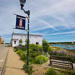 Lubec, Maine.