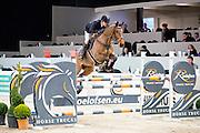 Emile Karim Fares - Falco<br /> Indoor Drachten 2017<br /> © DigiShots