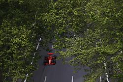 April 29, 2018 - Baku, Azerbaijan - Motorsports: World Championship; 2018; Grand Prix Azerbaijan, Grand Prix of Europe, Formula 1 2018 Azerbaijan Grand Prix, (Credit Image: © Hoch Zwei via ZUMA Wire)