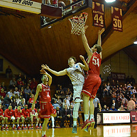 Men's Basketball: Guilford College Quakers vs. Wittenberg University Tigers