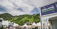 The annual Food & Wine Classic in Aspen, Colorado.