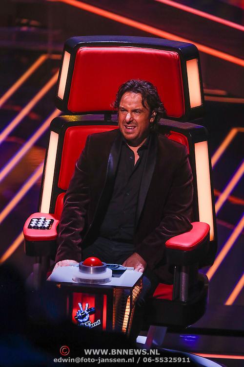 NLD/Hilversum/20121123 - 3de liveshow The Voice of Holland, Marco Borsato