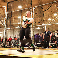 Ariane Dubois, Sherbrooke, 2019 U SPORTS Track and Field Championships on Thu Mar 07 at James Daly Fieldhouse. Credit: Arthur Ward/Arthur Images