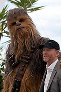 Solo: A Star Wars Story photocall - Cannes