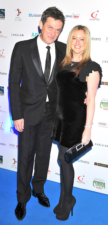© under license to London News Pictures. 04/03/11.Matthew Wright and Amelia Gatte attend Lebara British Asian Sports Awards , Saturday 5th March 2011 at the Grosvenor House Hotel, Park Lane, London. Photo credit should read alan roxborough/LNP