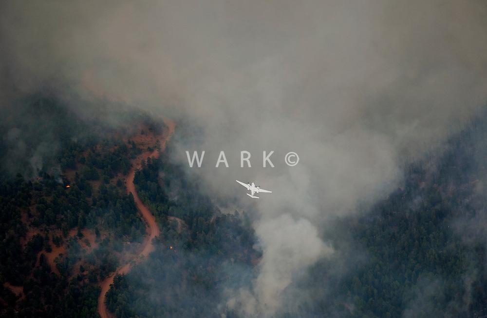 Waldo wildfire. June 24-27 2012 Colorado Springs
