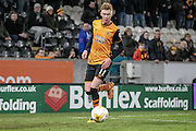 Sam Clucas (Hull City) during the Sky Bet Championship match between Hull City and Nottingham Forest at the KC Stadium, Kingston upon Hull, England on 15 March 2016. Photo by Mark P Doherty.
