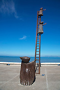 ?In Search of Reason? by Sergio Bustamante, 1999, The Malecon, Puerto Vallarta, Jalisco, Mexico,