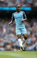 Football - Raheem Sterling of Manchester City during the match at the Etihad Stadium between Manchester City and West Ham United. <br /> <br /> 2016 / 2017 Premier League - Manchester City vs. West Ham United<br /> <br /> -- at The Etihad Stadium.<br /> <br /> COLORSPORT/LYNNE CAMERON