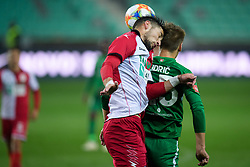 Dejan Petrovic during football match between NK Olimpija Ljubljana and NK Aluminij in semi final of Slovenian Cup 2018/19, on April 23, 2019 in Stozice Stadium, Ljubljana, Slovenia. Photo by Morgan Kristan