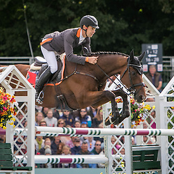 LRBHT16 - BURGHLEY - Show Jumping