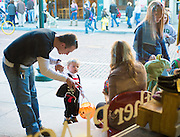 Court St. Trick or Treat took place on Monday, October 27, 2013. Children collected candy from local businesses.