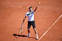 Edouard ROGER VASSELIN - 23.05.2015 - Tennis - Journee des enfants - Roland Garros 2015<br /> Photo : David Winter / Icon Sport