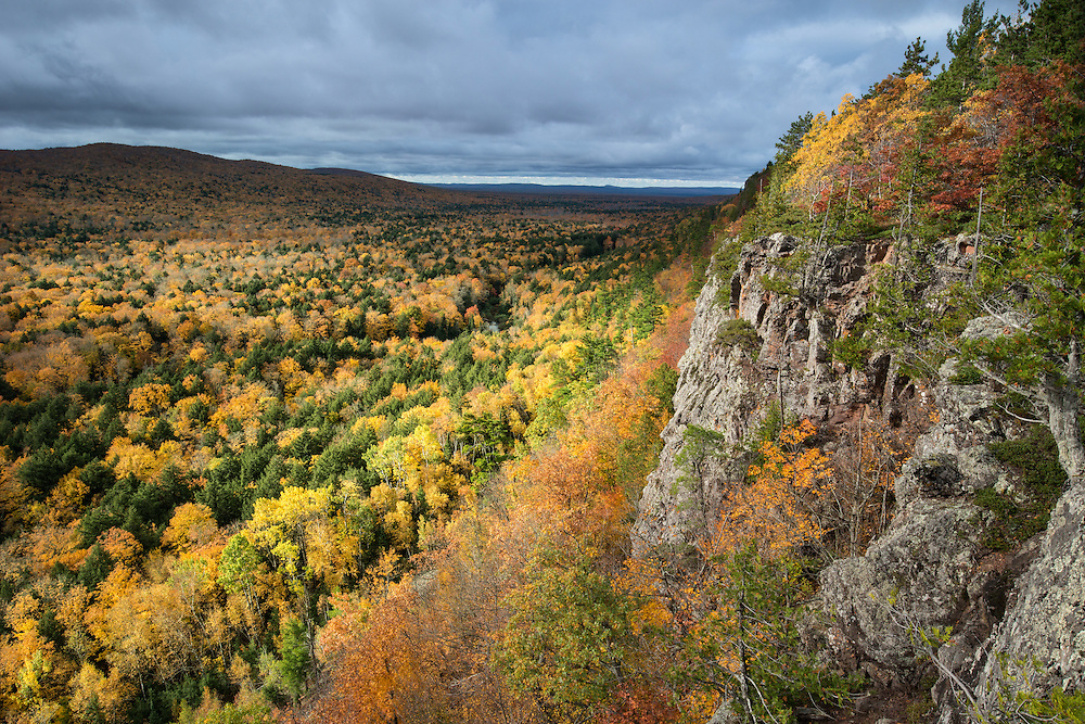 Porcupine Mountains State Park,<br />