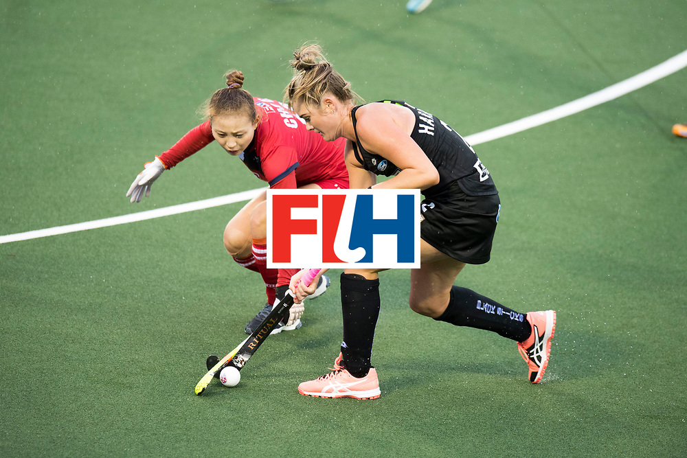 AUCKLAND - Sentinel Hockey World League final women<br /> Match id 10295<br /> 05 New Zealand  v Korea<br /> Foto: Samantha Harrison <br /> WORLDSPORTPICS COPYRIGHT FRANK UIJLENBROEK