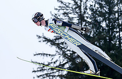 03.01.2015, Bergisel Schanze, Innsbruck, AUT, FIS Ski Sprung Weltcup, 63. Vierschanzentournee, Training, im Bild Lukas Hlava (CZE) // Lukas Hlava Czech Republic in action during Trial Jump of 63 rd Four Hills Tournament of FIS Ski Jumping World Cup at the Bergisel Schanze, Innsbruck, Austria on 2015/01/03. EXPA Pictures © 2015, PhotoCredit: EXPA/ Peter Rinderer